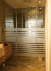 Shower Screen Décal (1)