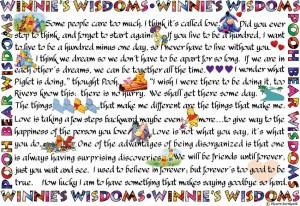 A3 Winnie's Wisdoms