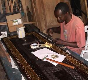 Skilled craftsmen