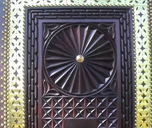 Polished and assembled detail  Bajuni